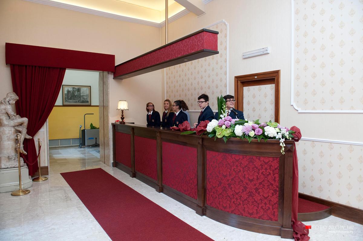 reception convitto tivoli